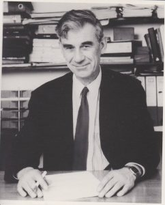 John Garrow young